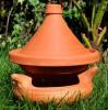 Suport CARBUNI TAJINE TAGINE (Vas de lut pentru gatit traditional, Maroc, bucatarie)