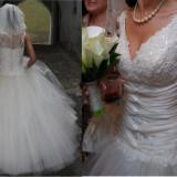 Rochie de mireasa printesa - Vand rochie mireasa