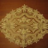 Tapiterie Goblen - Set laseta 5 piese lucrate impecabil!