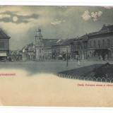 422. Cluj - strada Deak Ferencz si Primaria