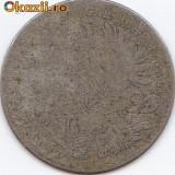 20 krajczar (craitari) 1870 Austro-Ungaria, argint, Europa, An: 1870