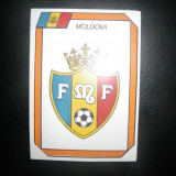 Abtibild Federatia Moldova de Fotbal FMF