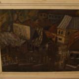 Tablou G. Franculescu - Pictor roman