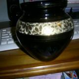 Vaza veche de sticla - Arta din Sticla