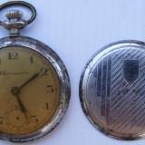 Ceas vechi de buzunar defect (5) - de colectie - Ceas de buzunar