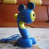 Webcam - CAMERA VIDEO DISNEY, REALA, pentru copii, NOUA