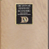 Enciclopedie - CONSTANTIN IONESCU - Dictionar statistic economic
