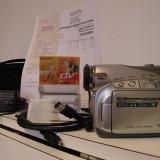 Vand camera video JVC GR-D 239 E ! + port Fireware !