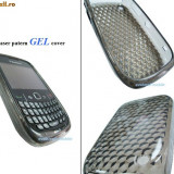 Husa silicon antiradiatii blackberry 8520 curve - Husa Telefon
