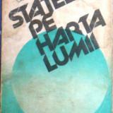 CLAUDIU GIURCANEANU - STATELE PE HARTA LUMII - Carte Geografie