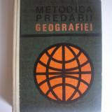 Metodica predarii geografiei S.Veza, V.Hilt, AlObreja, m1 - Carte Geografie