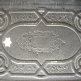 Mahzor - Carte Veche Ebraica - peste 700p / Viena, 1922