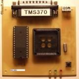 Diagnoza auto - **** Programator pentu procesoarele TMS370 ****