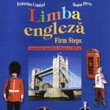 FIRM STEPS - MANUAL LIMBA ENGLEZA LIMBA 1 CLS A III A de ECATERINA COMISEL ED. CORINT - Manual scolar corint, Clasa 3, Limbi straine