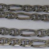 Lant vechi din argint - de colectie (1) - Lantisor argint
