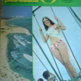 REVISTA ROMANIA PITOREASCA nr. 6 1977 - Carte de aventura