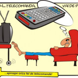 Telecomanda ITT 7140