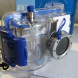 carcasa subacvatica  camera digitala nikon (underwater housing)scuba diving,scufundari ,scafandru,pescuit