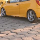 Vand set praguri Fiat Punto 2 ( 3 usi ) - Praguri tuning