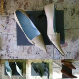 Pantofi dama/femei,, nr 38 si 40 noi, din piele, Nero Giardini, imp Italia