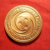Medalii Romania - Placheta - Federatia Romana de Fotbal