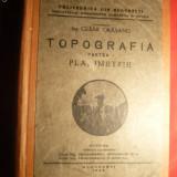 Ing.C.Orasanu - Topografie -Planimetrie - ed. 1944 - Carti Constructii