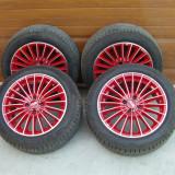 Janta aliaj - Vand Jante OZ 35 Anniversary Red 16 + cauciucuri
