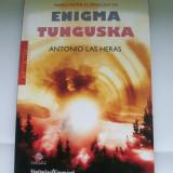 ENIGMA TUNGUSKA ANTONIO LAS HERAS - Carte Hobby Paranormal