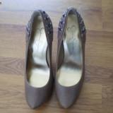 Pantofi Jessica Simpson - Pantof dama, Marime: 37, Coffee