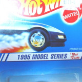 HOT WHEELS --FERRARI 355 ++1799 DE LICITATII !! - Macheta auto Hot Wheels, 1:64