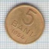 Monede Romania - 253 Moneda 5 BANI 1954 -starea care se vede -ceva mai buna decat scanarea