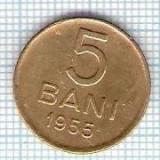 Monede Romania - 267 Moneda 5 BANI 1955 -starea care se vede -ceva mai buna decat scanarea