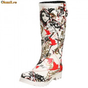 Cizme de Guma Originale CHOOKA -VooDoo Graphics Rain Boot foto