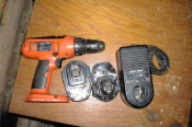 black & decker, autofiletanta foto