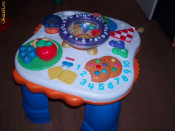 FISHER PRICE MASUTA EDUCATIVA foto