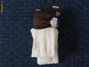 Nou! Ciorapi lungi bumbac, F+F, masura M/L foto