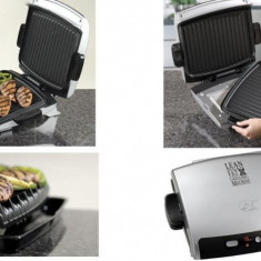 Gratar electric - Gratar Grill George Foreman placi detasabile