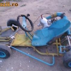 KART!!!Functioneaza extrem de bine!!! - Masinuta electrica copii