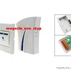 Sonerie electrica - Sonerie Fara Fir Luckarm Alimentare Cu Baterii