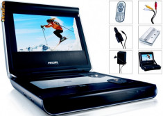 Philips PET725 DVD Player Portabil