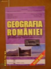 Culegere Romana - Culegere Geografia Romaniei - texte grila clasa XII, ASE. Cadou = un comentariu romana pt BAC