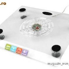 Masa Laptop - Masuta Laptop Big Cooler -- Suport Laptop -- Cooler 17 cm