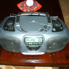 Radio - cd philips - cd defect !!! - Combina audio Philips, Mini-sistem