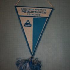 Fanion fotbal - 33 Fanion -Asociatia Sportiva METALOTEHNICA, TG.MURES