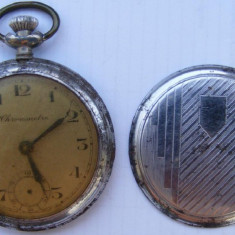 Ceas de buzunar - Ceas vechi de buzunar defect (5) - de colectie