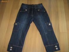 Blugi dama - Pantaloni blugi 3/4 NOI nr XXS // pt 146 cm H