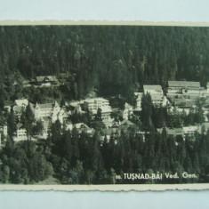 Carti Postale Romania dupa 1918 - Tusnad-bai - Vedere generala (1939), vedere / ilustrata / carte postala necirculata