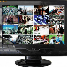 DVR 8 CANALE TIP MONITOR 19`` - NOU!!