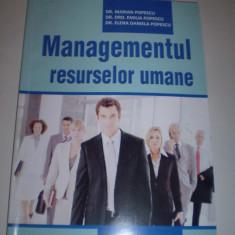 Carte Managementul resurselor umane - Carte Resurse umane