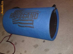 Subwoofer auto - Subwoofer Raveland 100W schimb cu sistem 5.1